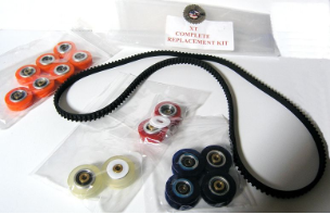 Gemini Revolution XT Complete Replacement Kit