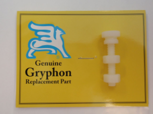 Gryphon C-40 Lower Adjustment Screw