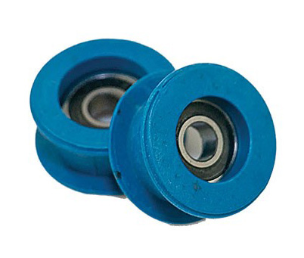 Gemini Taurus 3 Large Blue Pulley