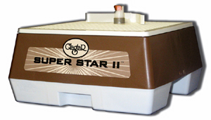 Glastar (G12) Super Star II Grinder