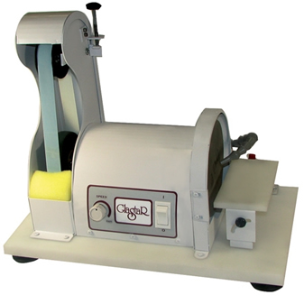 Glastar (B15) Combination Wet Belt Sander and Disc Grinder