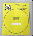 Gryphon Zephyr Diamond Ring Blade - Super Power