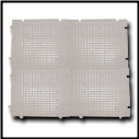 Waffle Grid Surface - 4 Pack