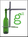 DTI Generation Green (g2) Bottle Cutter