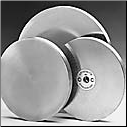 "Glastar (B1) 20"" Blank Steel Disc"