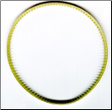 Replacement Drive Belt for Diamond Laser 1000 and 3000 Wet Band Saws